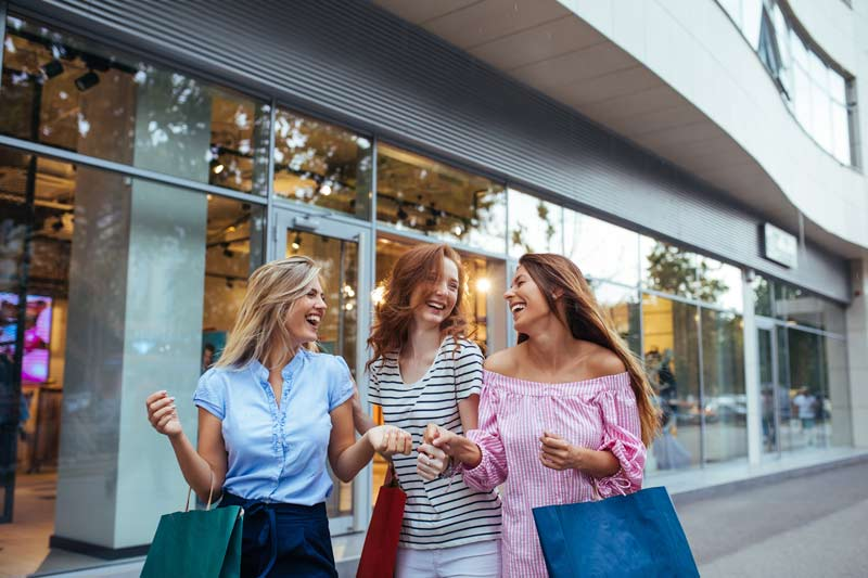 Go shopping - Close to Hotel Gloria