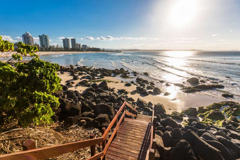 Gold Coast - close to Hotel Gloria