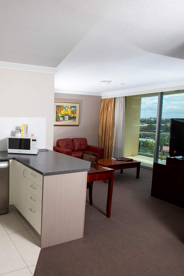 Hotel Gloria Accommodation - Queen unit