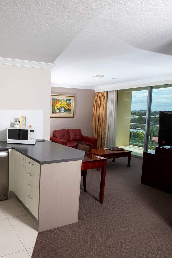 Hotel Gloria Accommodation - Queen unit
