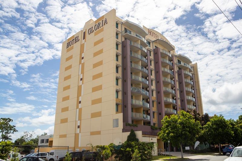 Hotel Gloria - External
