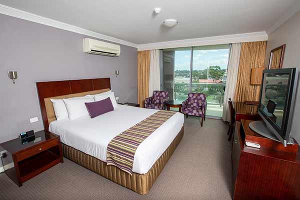 Hotel King Room - Hotel Gloria