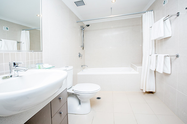 Rental Unit with bathroom