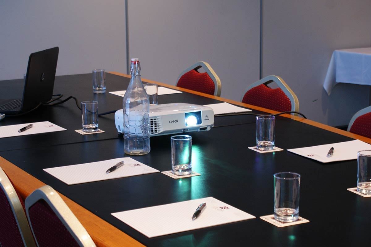 Your personalised conference set up - Hotel Gloria