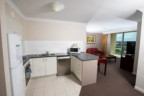 1 Bedroom Queen Unit - Hotel Gloria