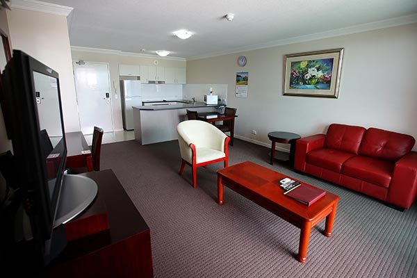 Spacious Rental Units at Hotel Gloria